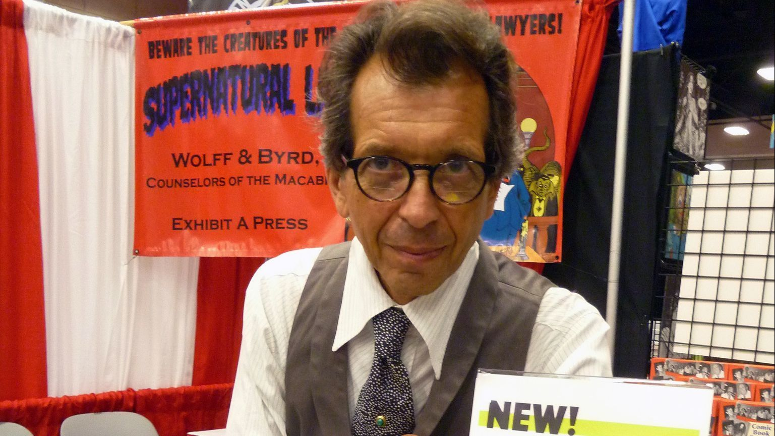 Batton Lash, comics author and Comic-Con mainstay, 1953-2019