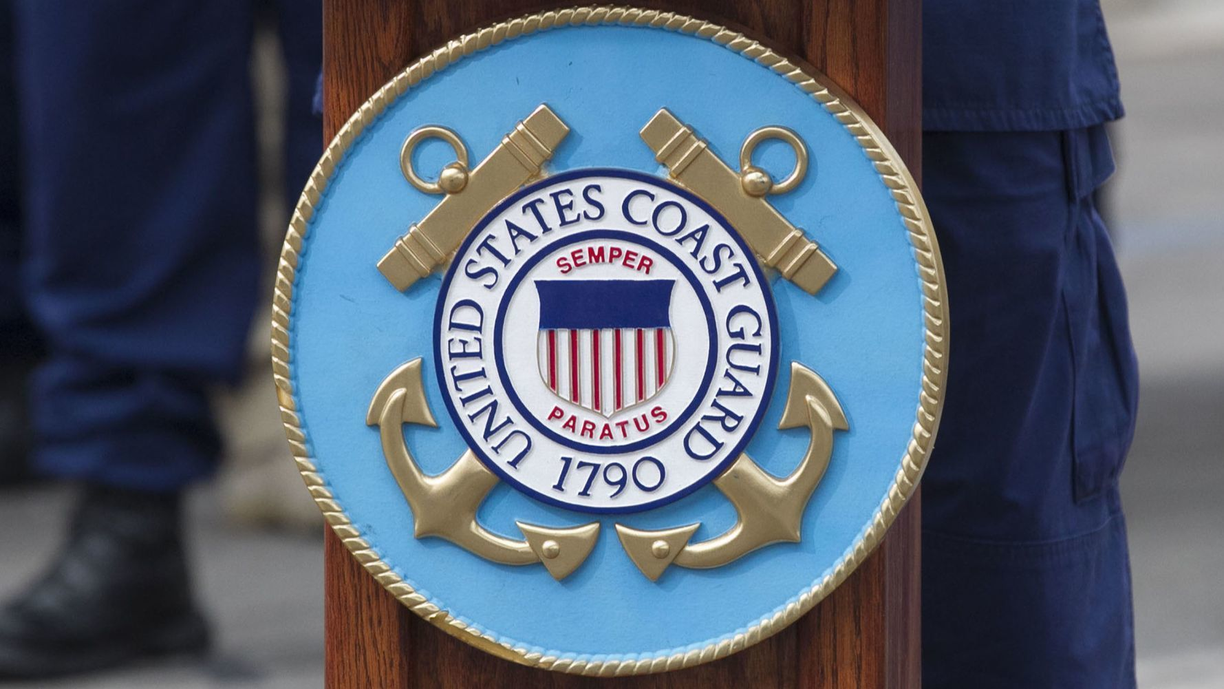 Unpaid Coast Guard members offered some relief thanks to $15 million USAA donation