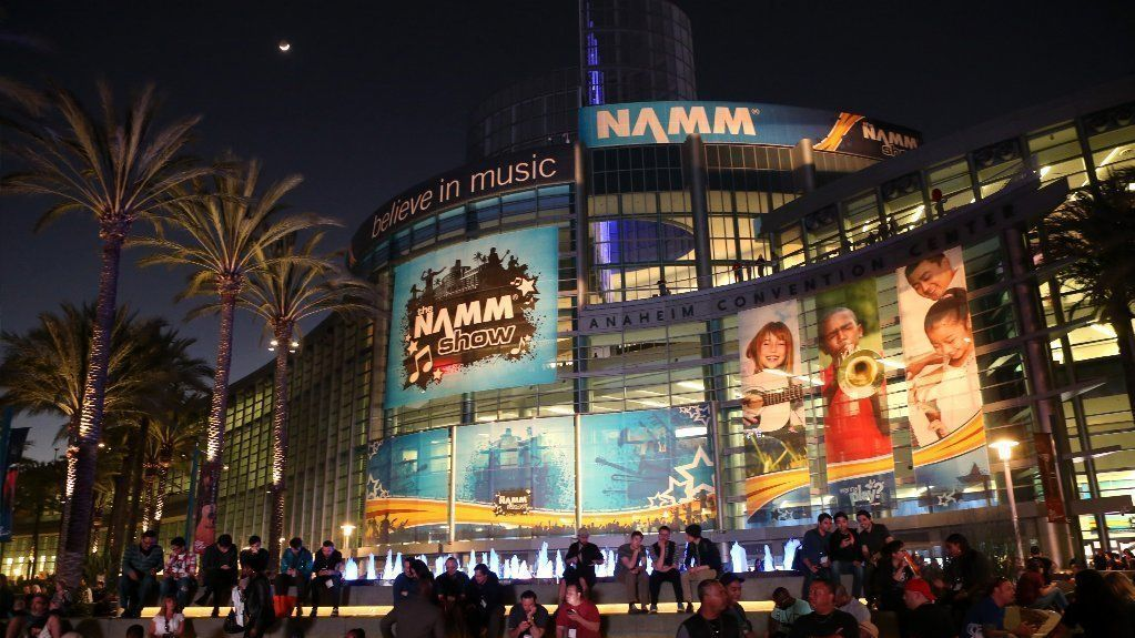 NAMM, world's largest music instrument & equipment show, to start 2019 with a bang