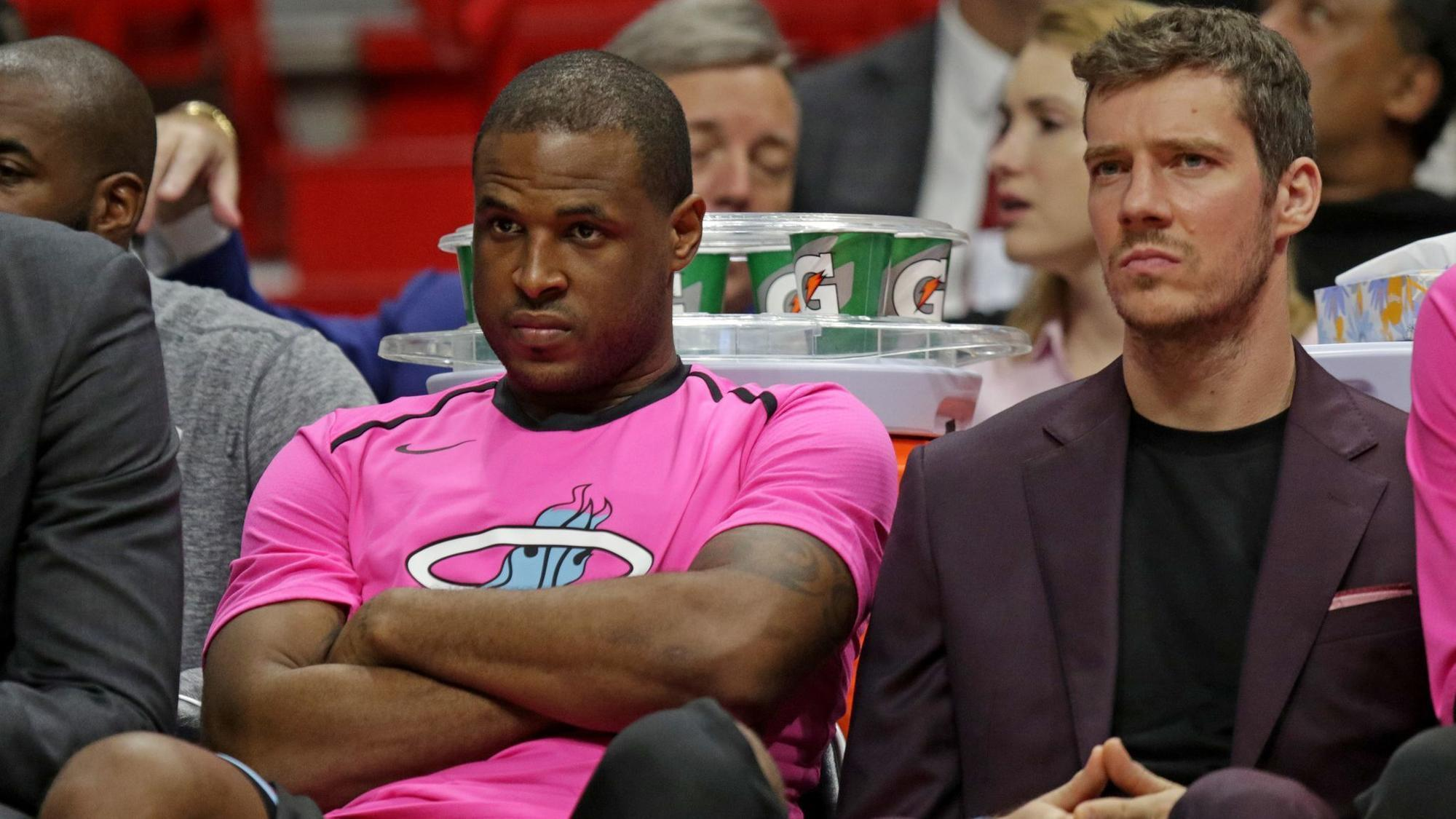 Heat's Dwyane Wade will be just fine if he doesn't get into All-Star Game