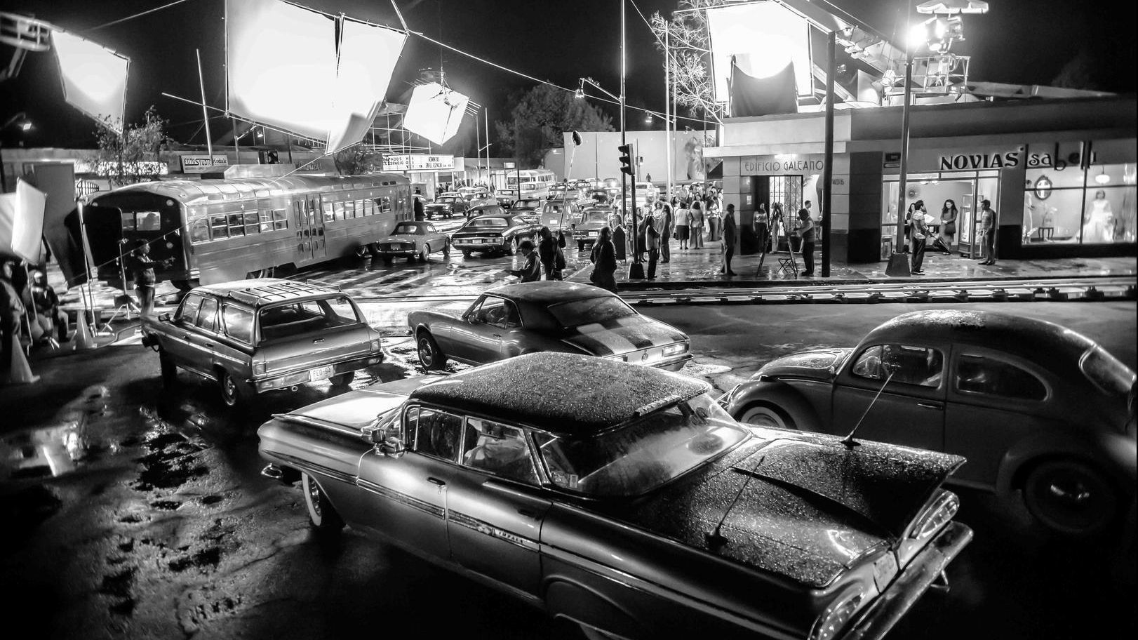 The 'Roma' effect: 5 films that reimagine great cities on screen