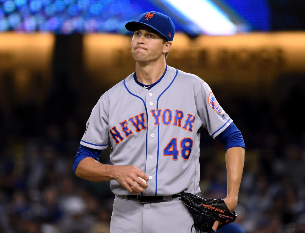 Mets GM playing Jacob deGrom cards close to chest