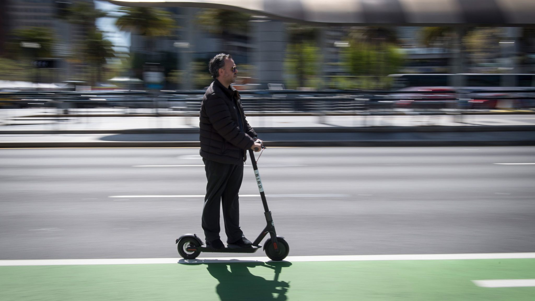 Electric scooter rentals — convenience or menace?