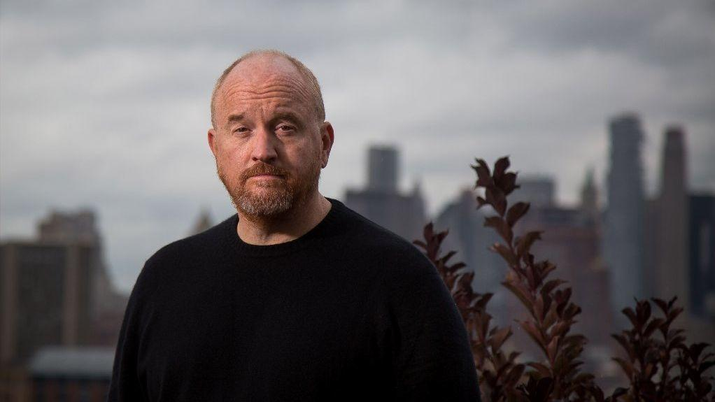 Louis C.K.'s San Jose comedy gig sparks protest, groans and violence