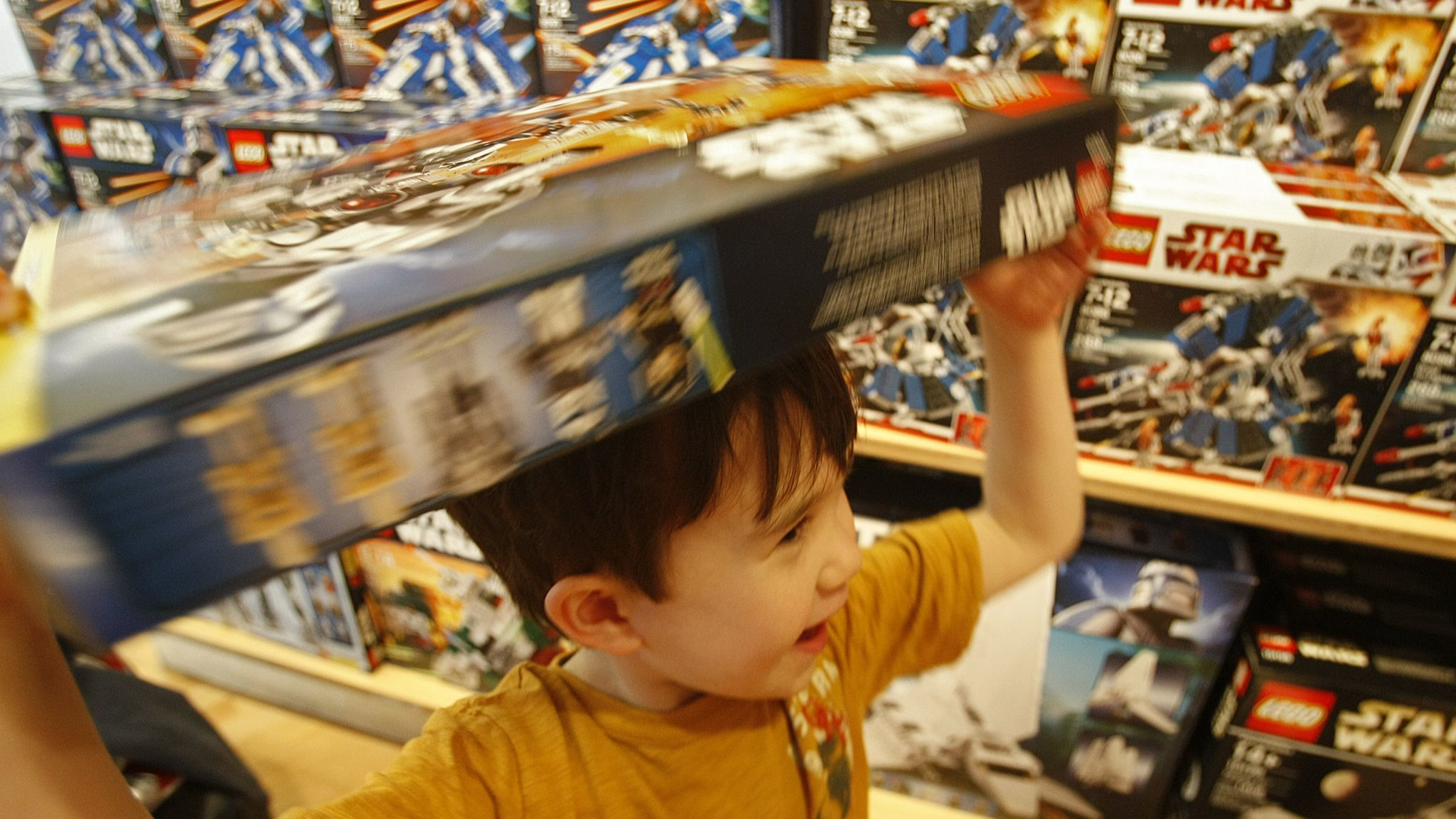 The hot new asset class: Collecting Lego sets may be more lucrative than investing in stocks and bonds, according a study
