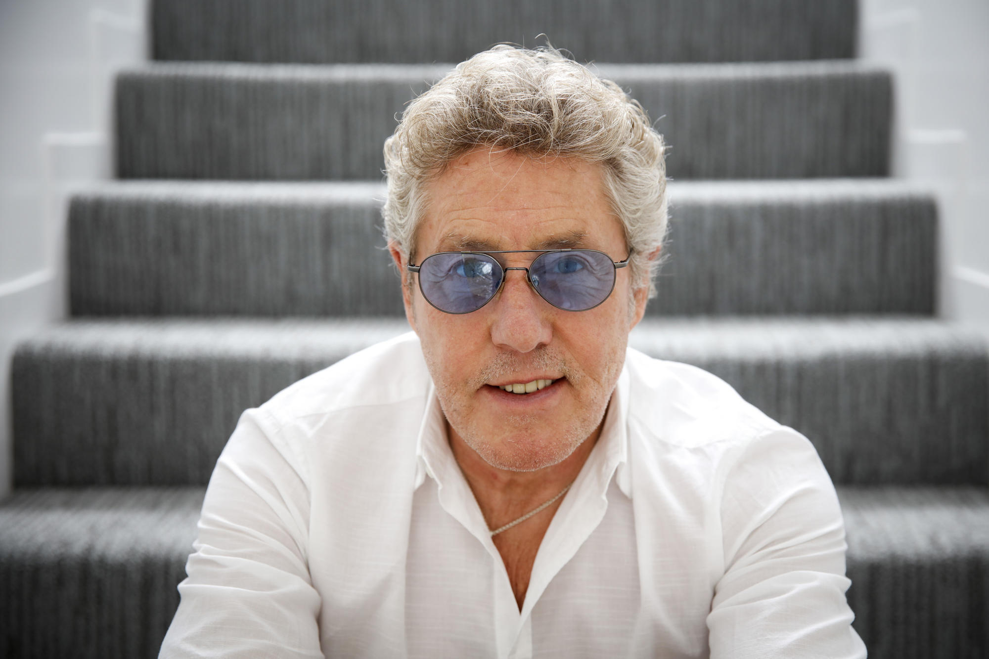 Roger Daltrey on swagger and sensitivity, the new Who tour, plus the Beatles question