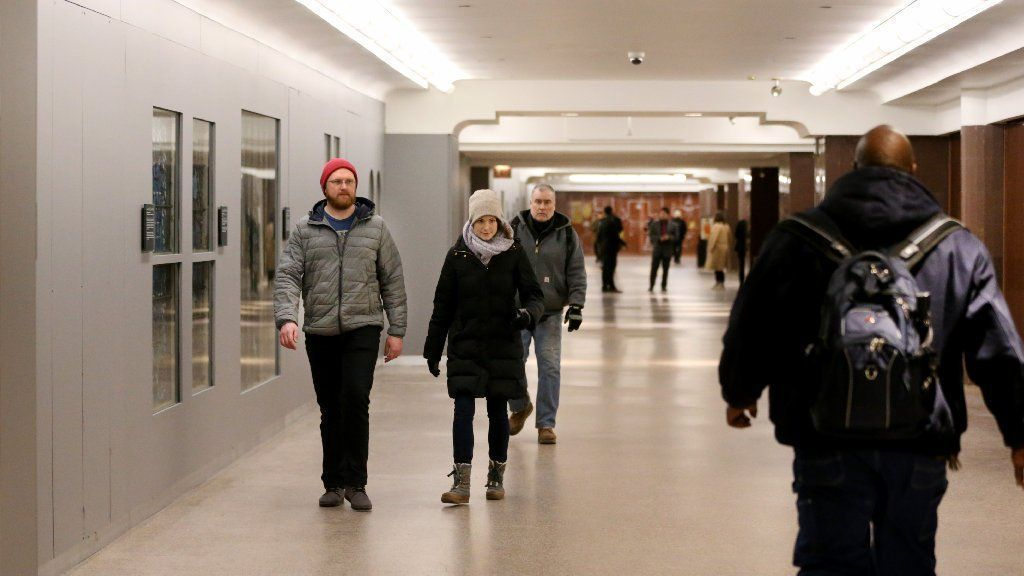 Macy's gives Pedway a big clean-up, following story about mess