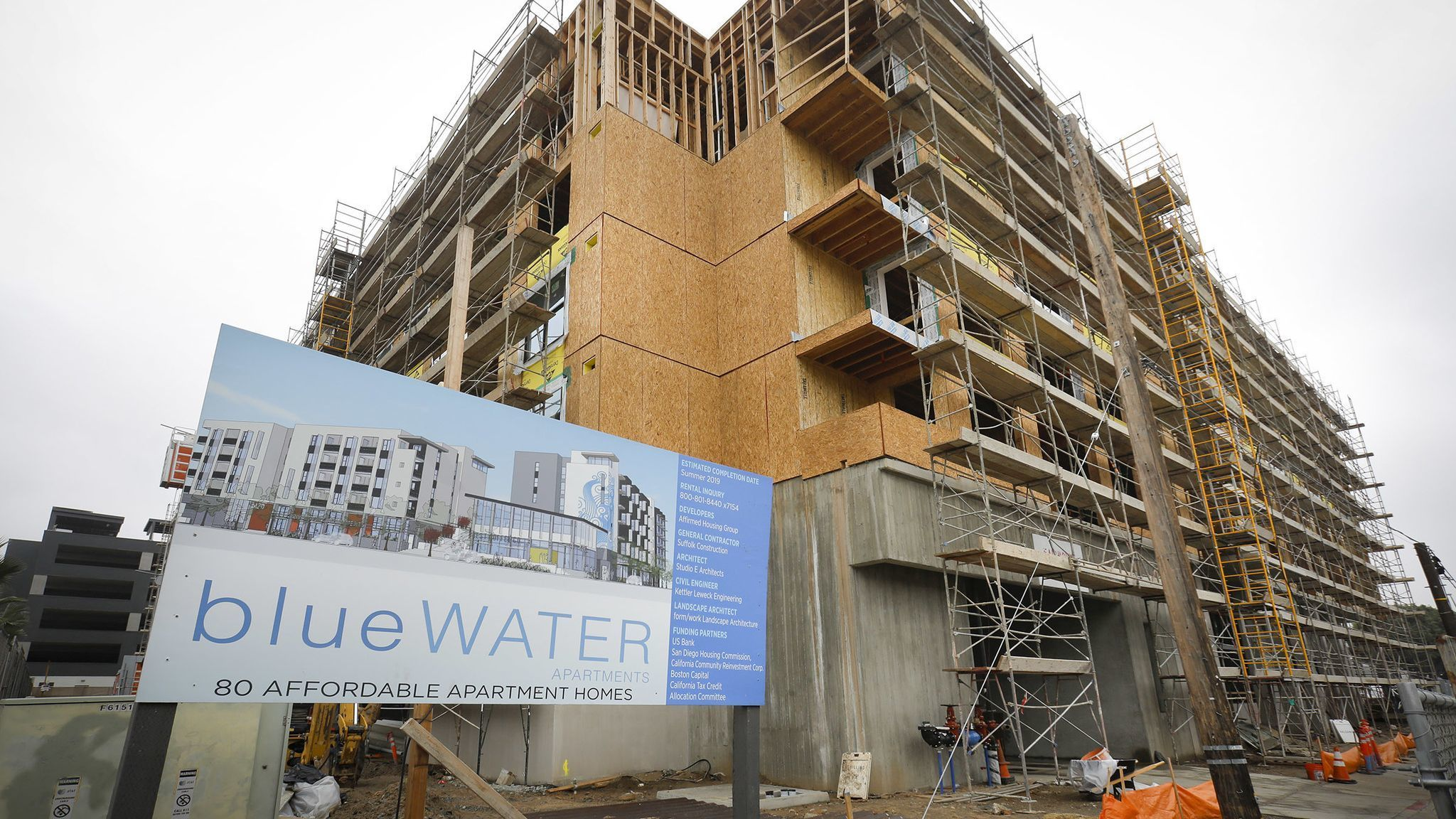 Grantville building boom could be model for solving San Diego's housing crisis