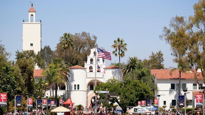 'Hyrbrid dormitories' near San Diego State University? More, please.
