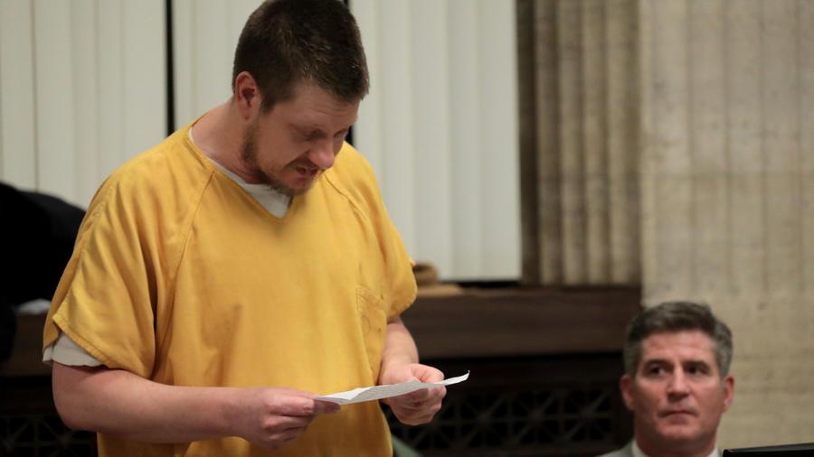 Jason Van Dyke sentencing