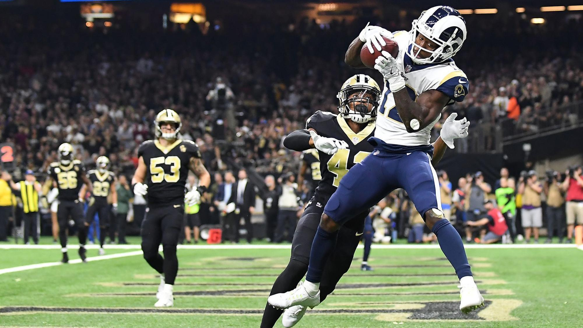 Rams will beat Saints and reach the Super Bowl. Here's five reasons why
