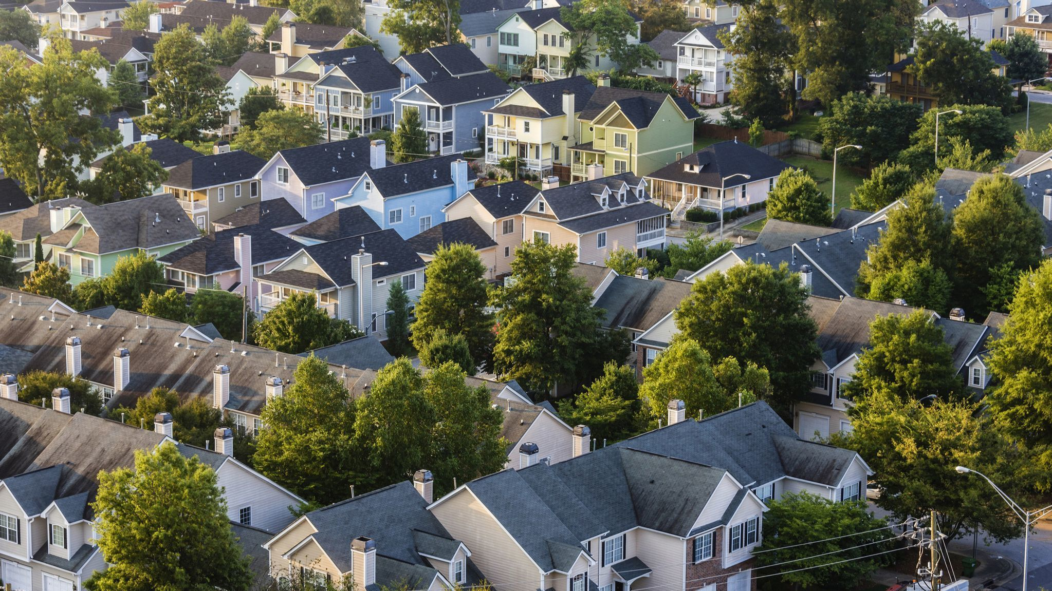 Housing market shows signs of hope