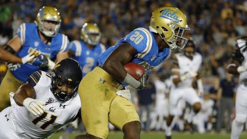 UCLA running back Brandon Stephens announces he will transfer