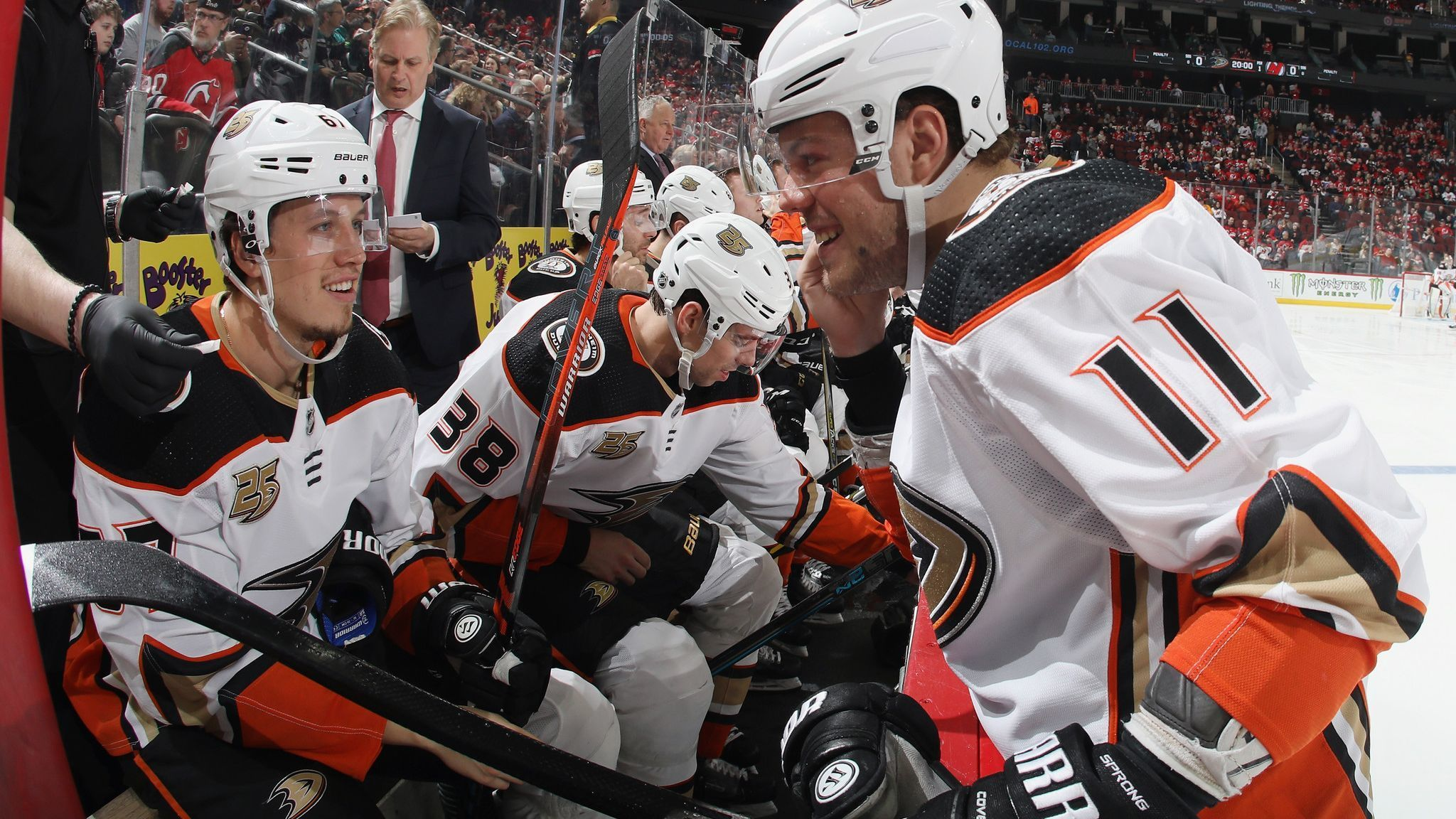 Up next for the Ducks: Wednesday vs. St. Louis