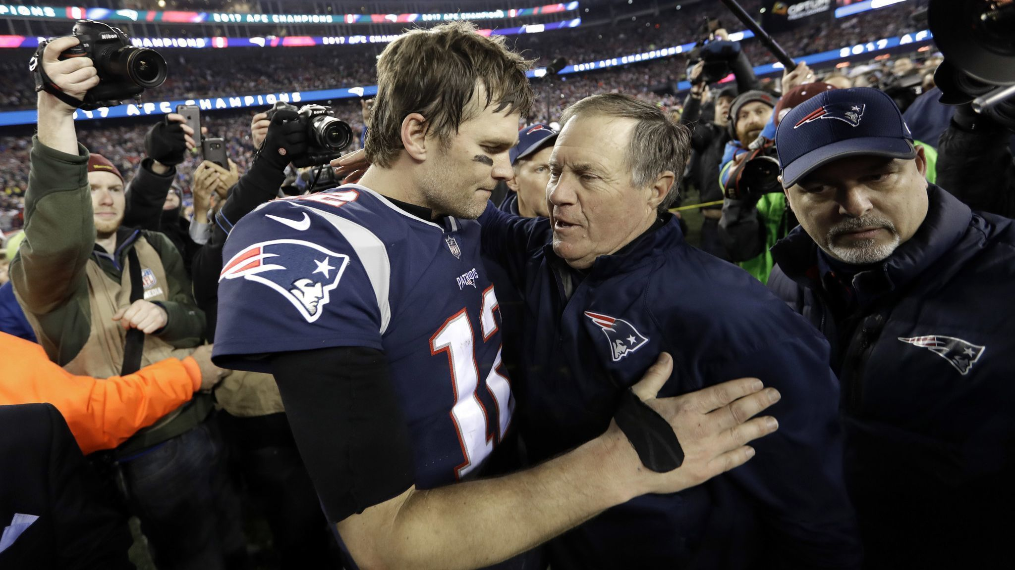 Patriots are football's perfect villain — cheating, haughty, hated
