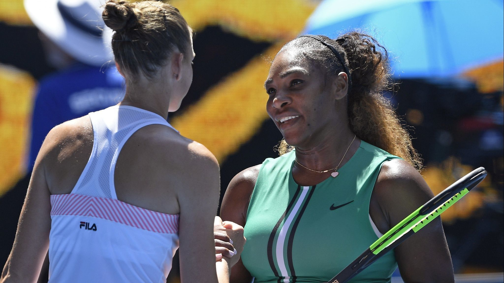 Australian Open: Serena Williams' run comes to end