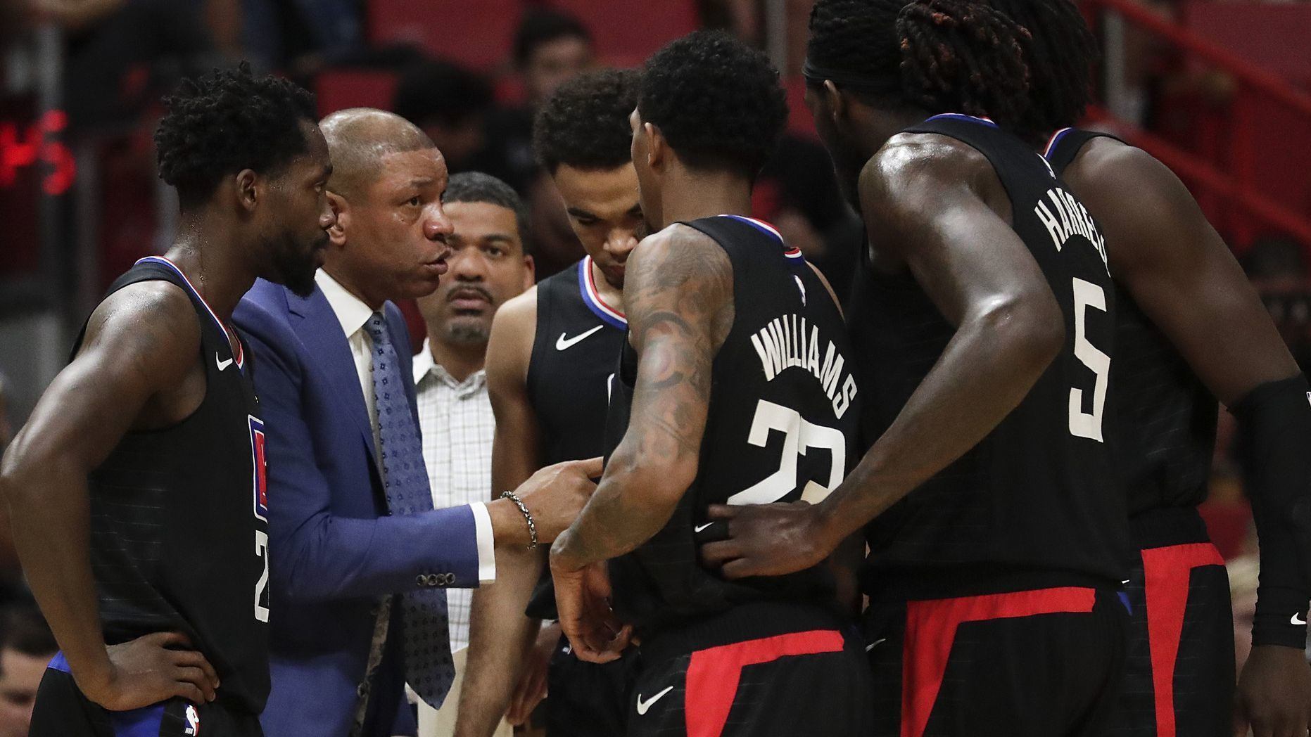 Clippers believe five-game losing streak served as a 'reality check'