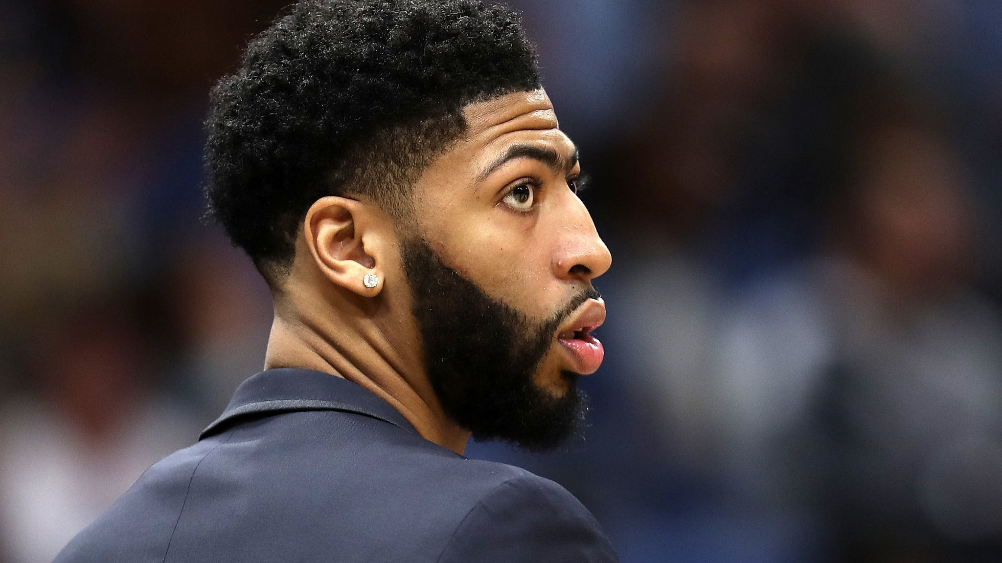 Lakers' Lonzo Ball concerned by possible Anthony Davis deal