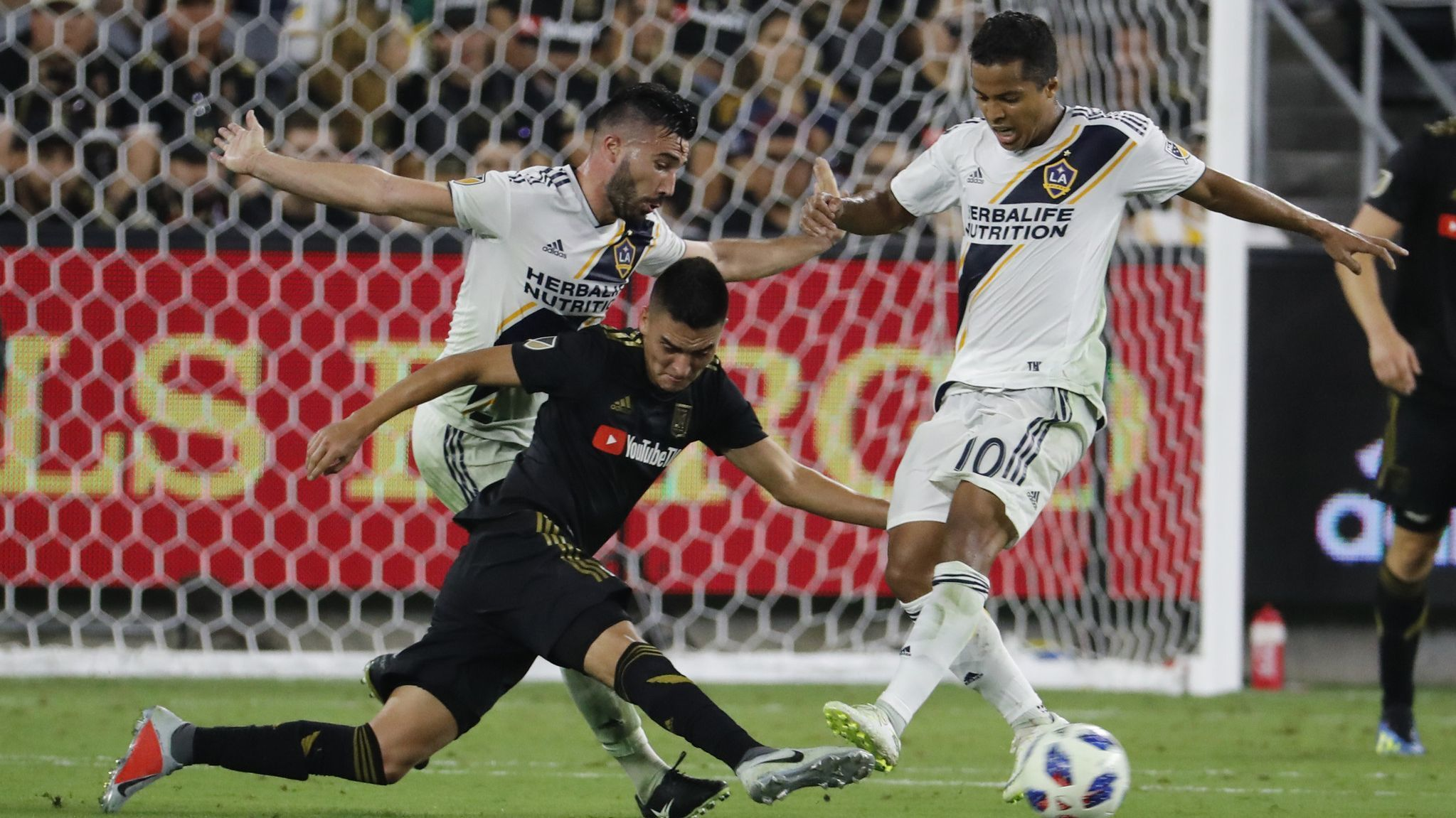 Galaxy and LAFC will share more than hot streaks going into Saturday