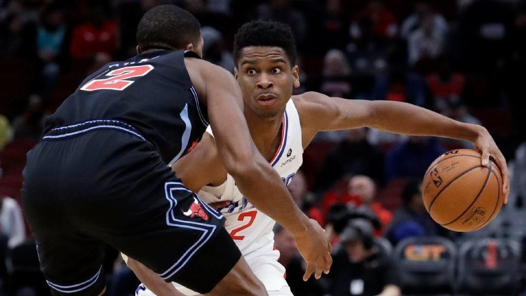 Shai Gilgeous-Alexander showing glimpses of his potential with Clippers