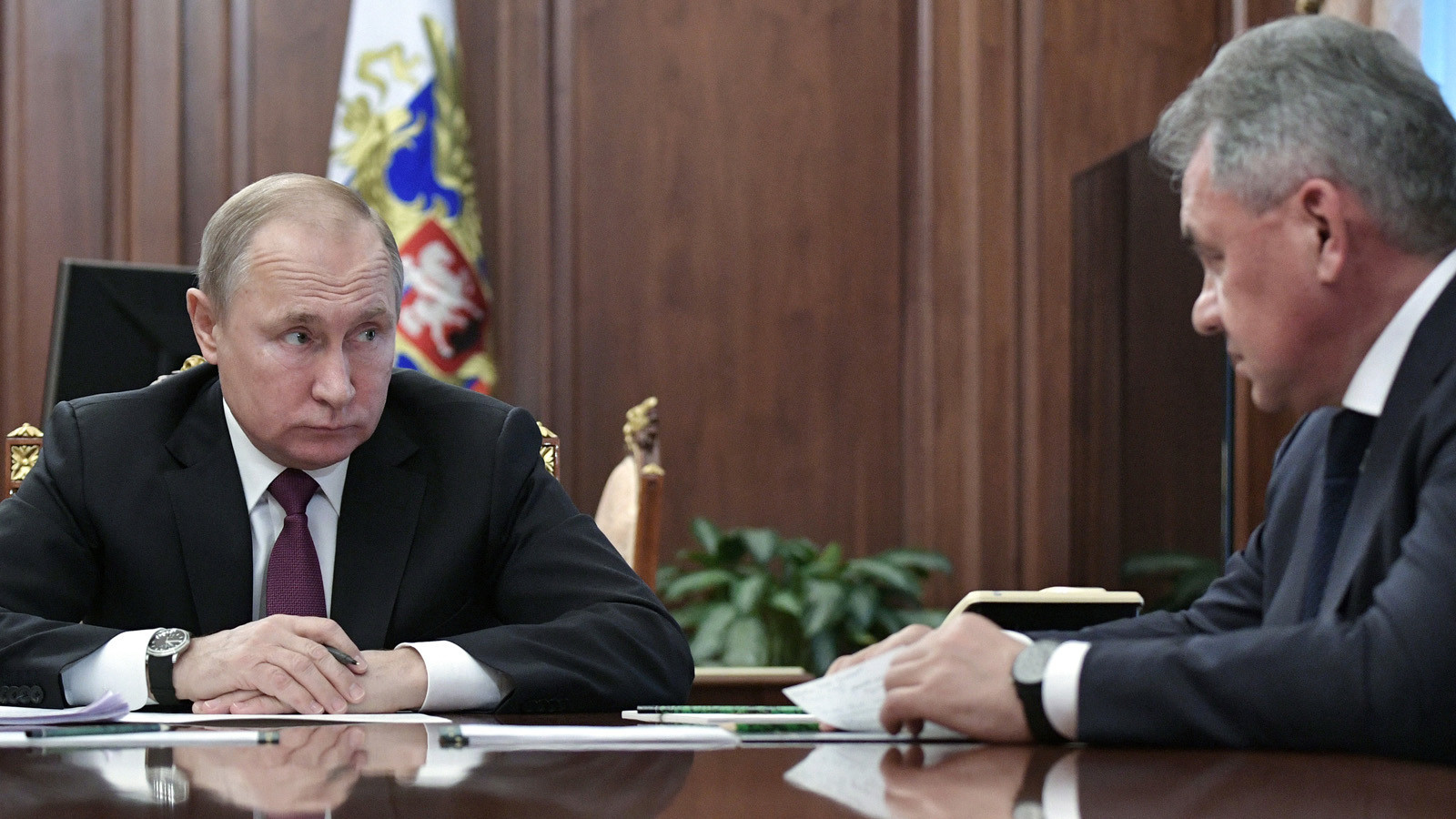 Russia will pull the plug on a key nuclear arms pact, following U.S. lead