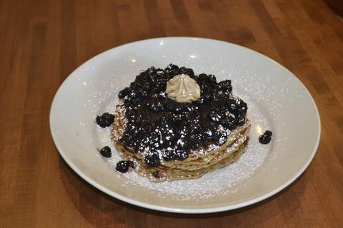 Blueberry pancakes atJam 'N Honey, 958 W. Webster Ave., Chicago.