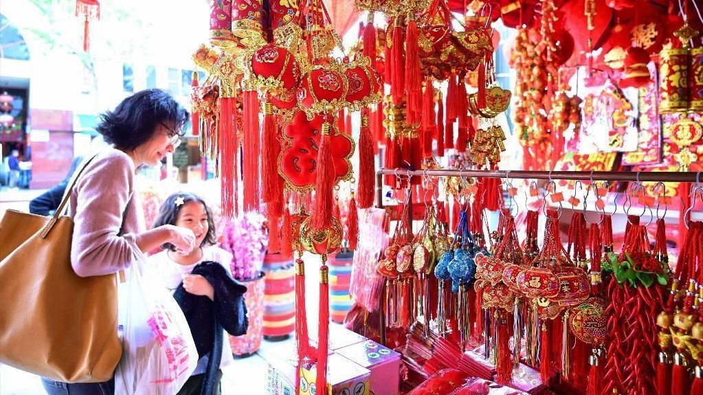 Lunar New Year is officially recognized by California this year