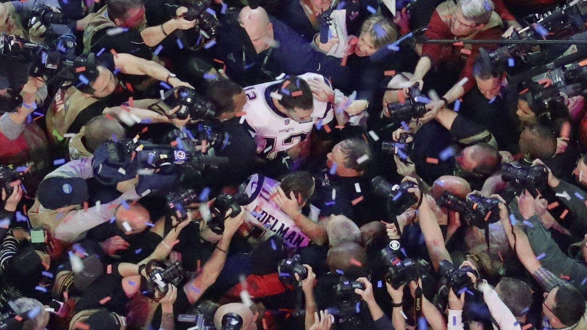 Patriots' dynasty continues despite exaggerated reports of its demise