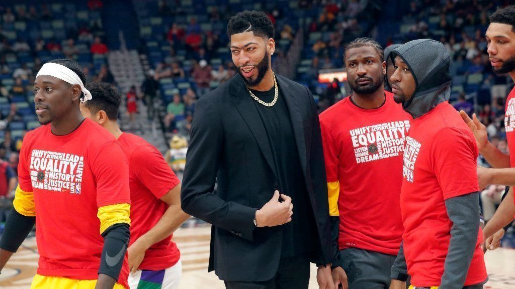 Kobe Bryant: Looking at Anthony Davis trade is 'smart' for Lakers