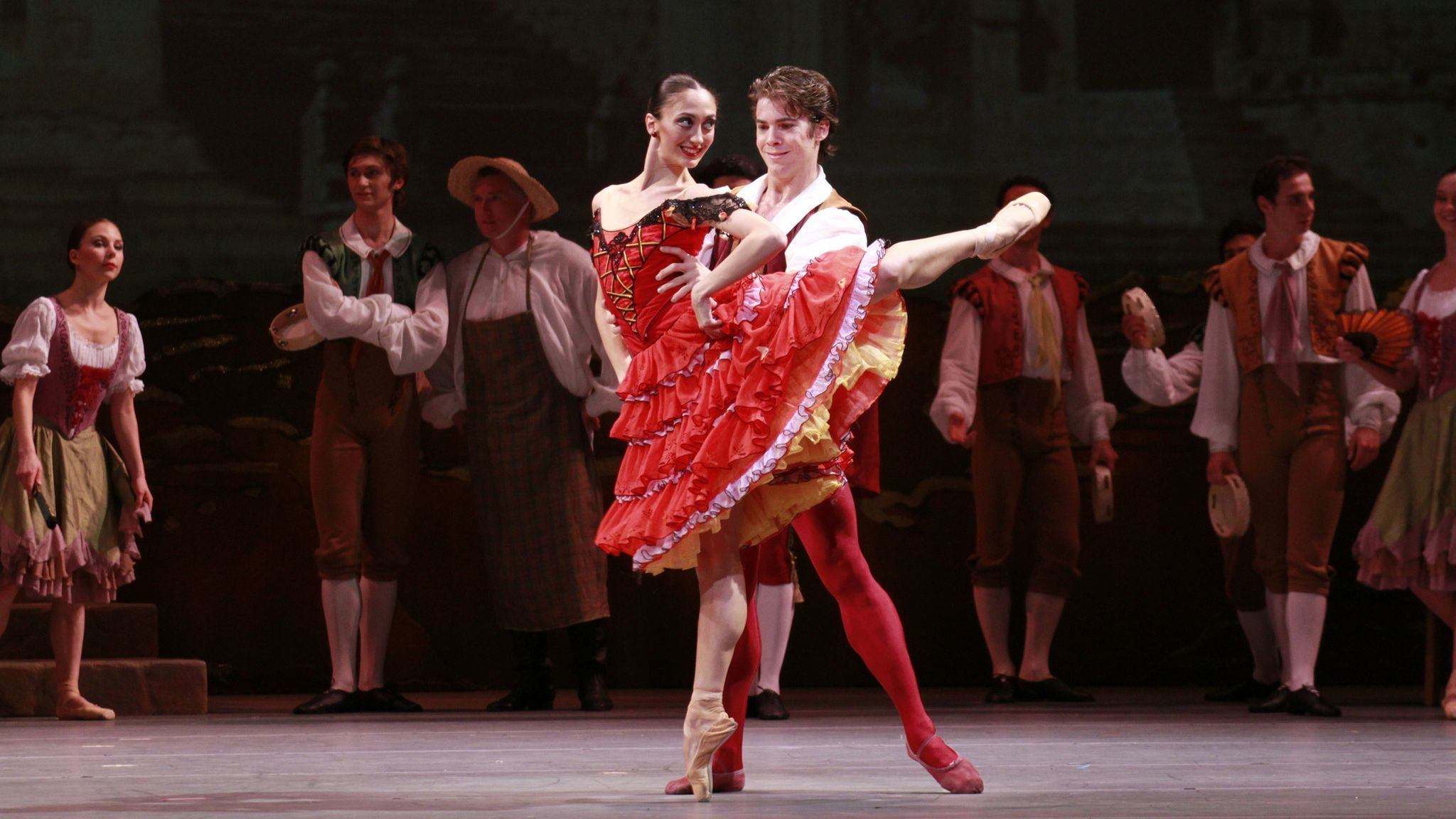 Joffrey Ballet announces 2019-20 season, with return of 'Don Quixote' and Chicago premiere of 'Jane Eyre'