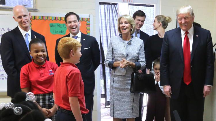 Florida's largest school voucher program boosts college attendance, graduation, study finds