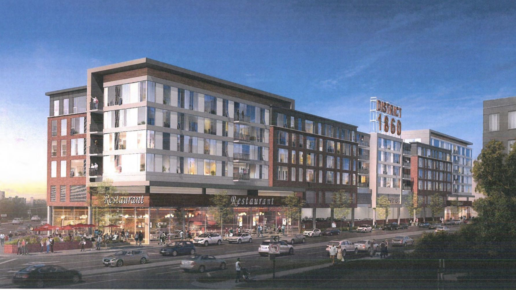 'It's monumental': Lincolnwood approves redevelopment agreement for old Purple Hotel site