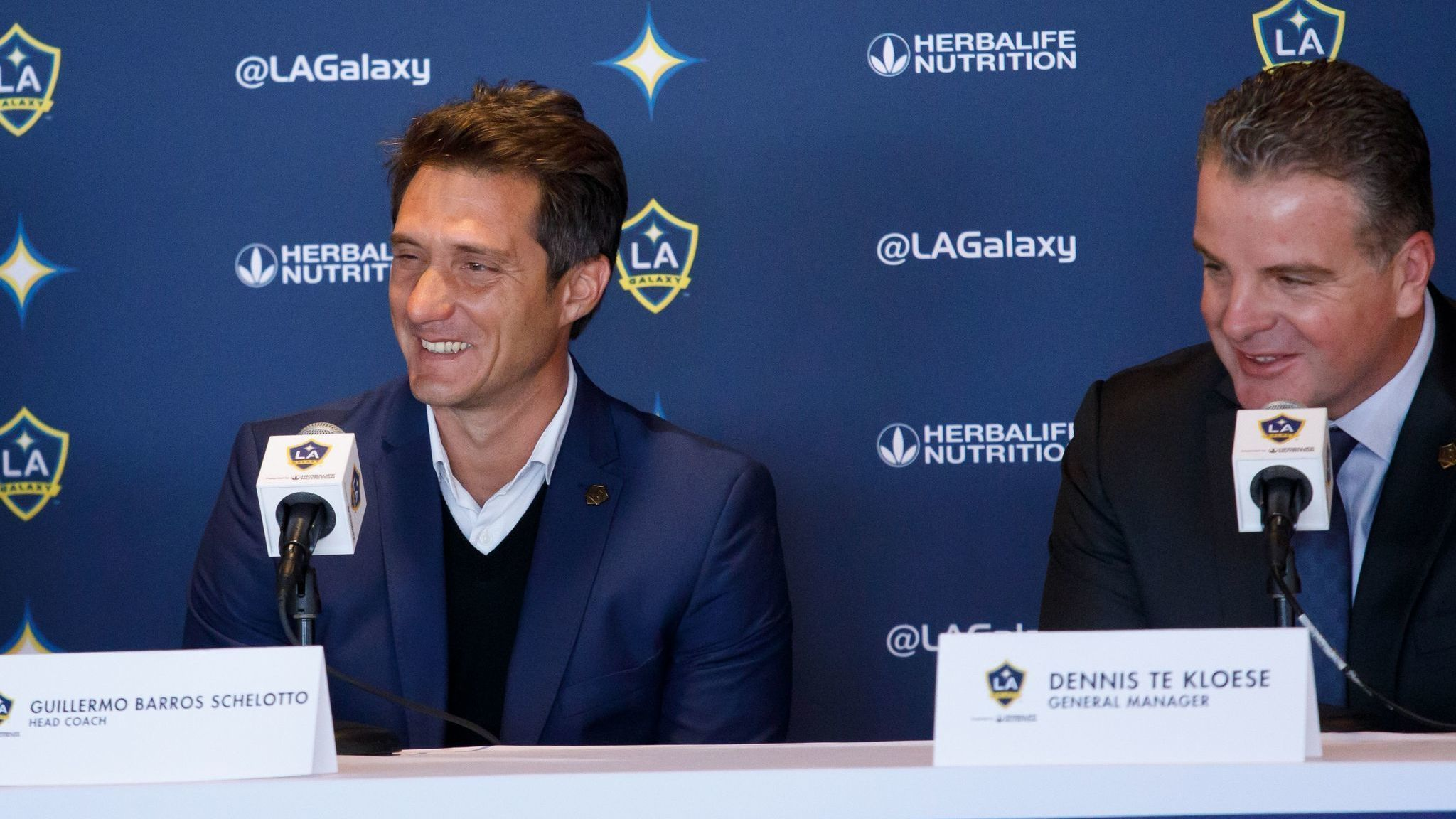 Galaxy refocus on the potential of their youth academy