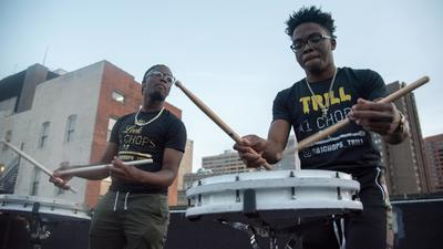 With help from Ellen DeGeneres, Baltimore drumming duo A1 Chops uses newfound fame to give back