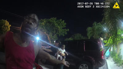 Full video: BSO Deputy James Cady's encounter with Allen Floyd