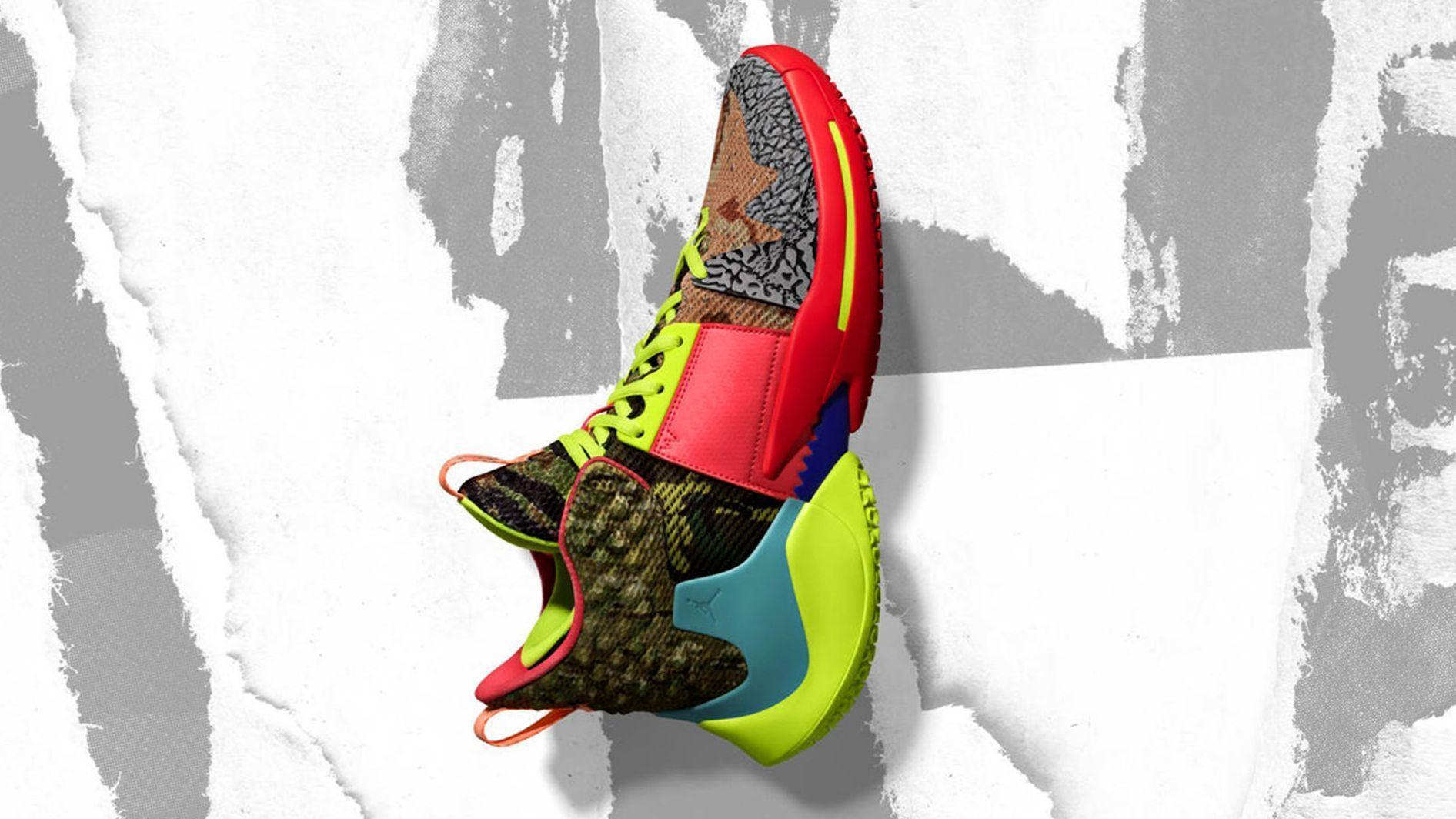 From  Coy Fish  to KD 11 Aunt Pearl  A look at the All-Star shoes that will  be worn at the NBA All-Star Game 9bbff452a