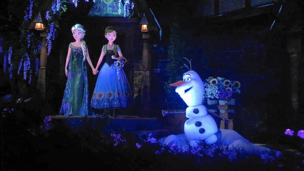 Image result for epcot frozen