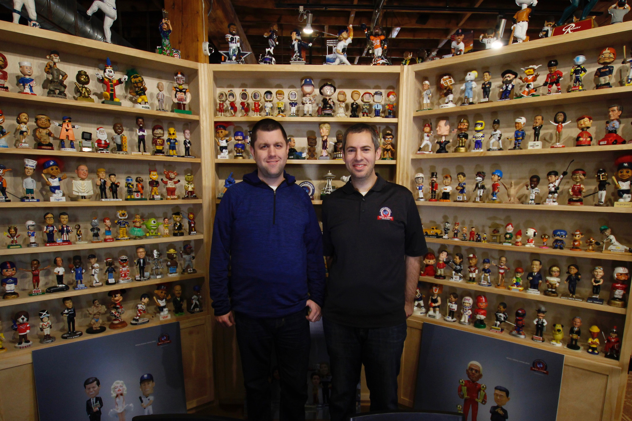 Milwaukee museum features thousands of bobbleheads