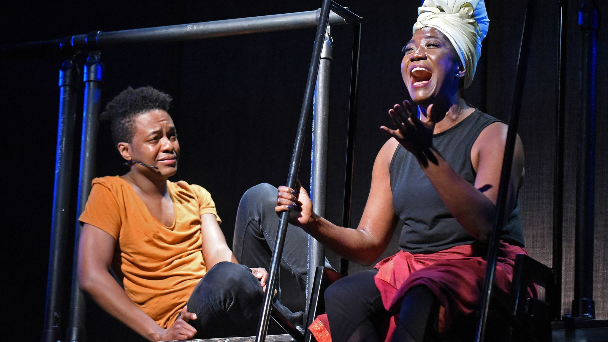Review: 'Witness Uganda' at the Wallis will have you on your feet