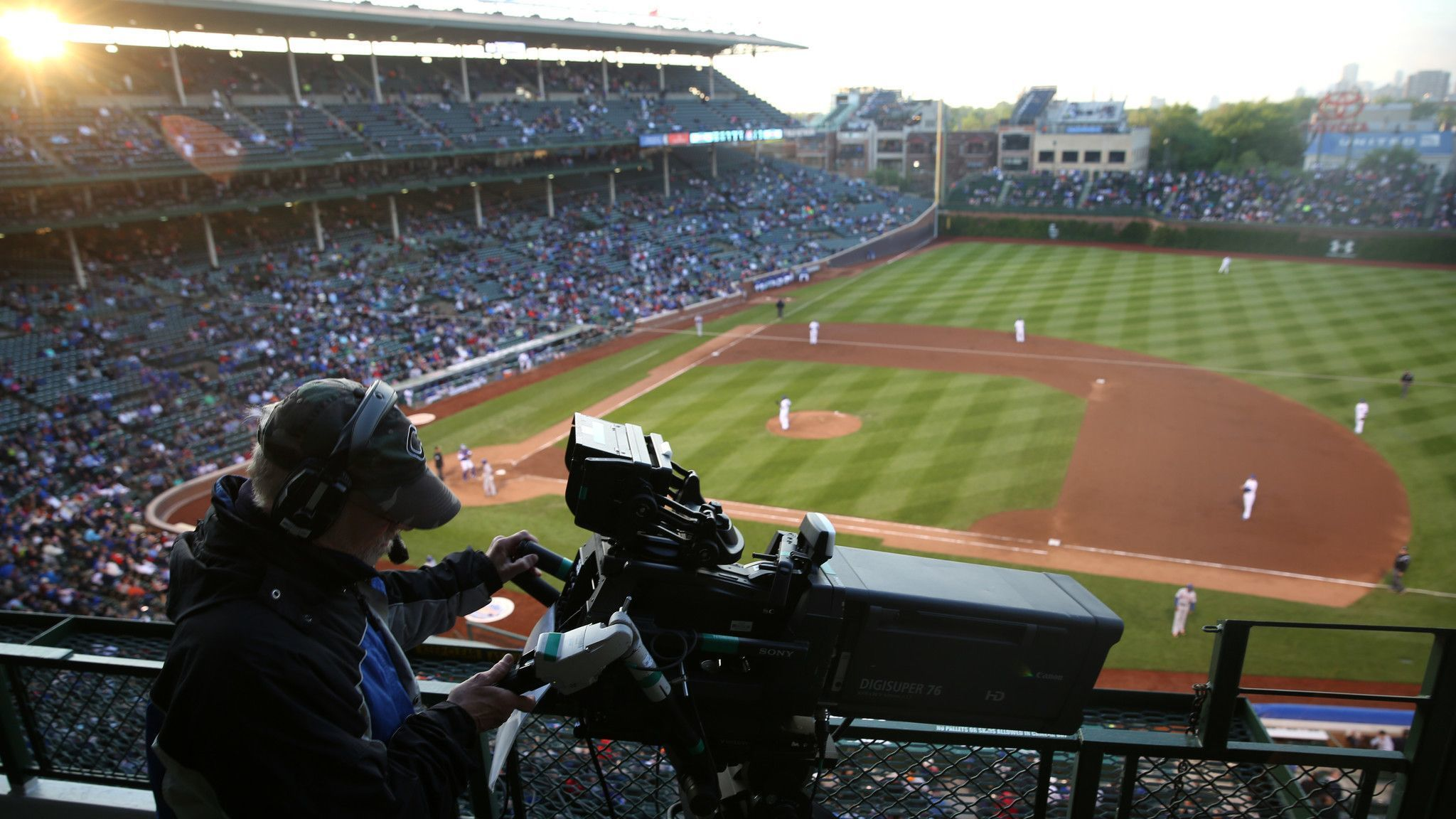 Cubs and Sinclair team up to launch regional sports network in 2020