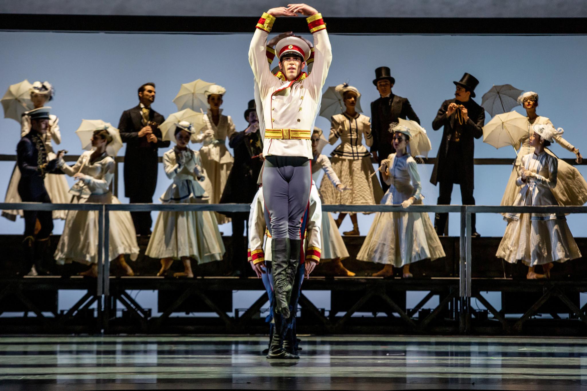 With 'Anna Karenina,' Joffrey unveils a modern classic at the Auditorium