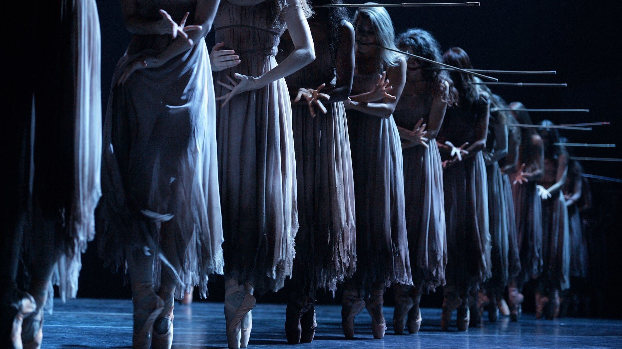 English National Ballet's transformed 'Giselle' is crossing the pond for a timely U.S. exclusive at the Harris