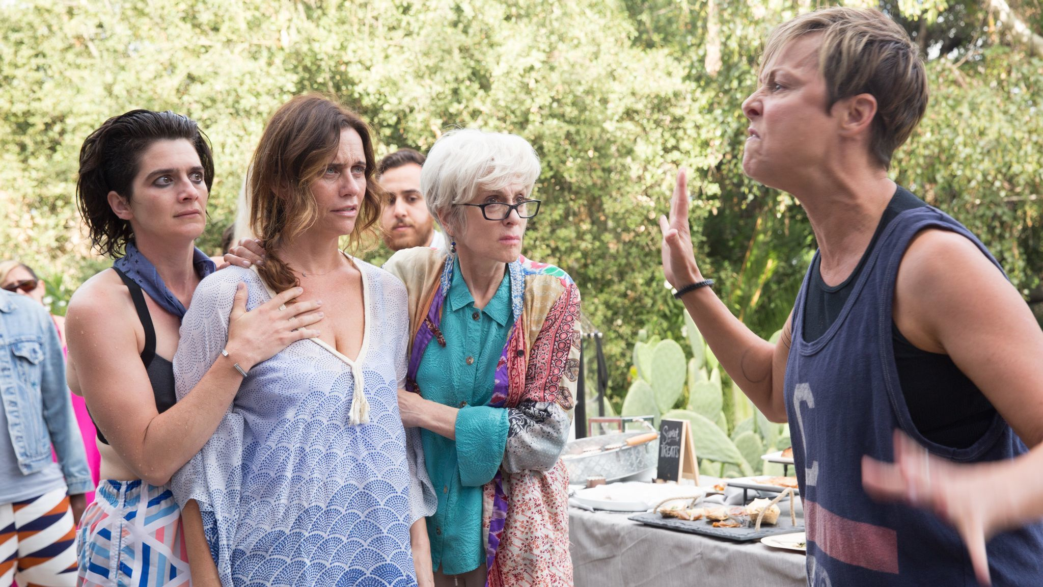 Jill Soloway explains why 'Transparent' is ending on a musical note