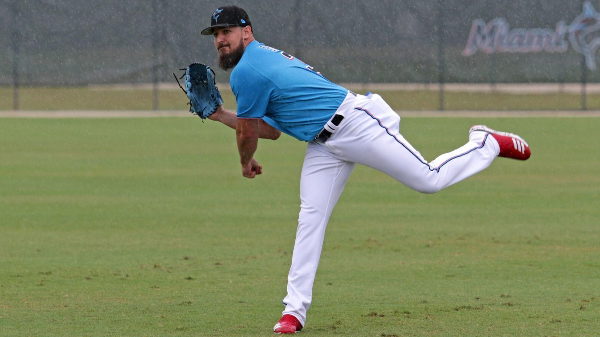 Image result for caleb smith spring training 2019