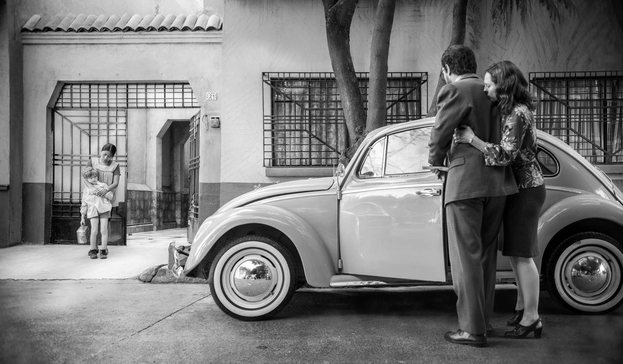 Black-and-white films aren't relics: Here's why two Oscar nominees went monochrome