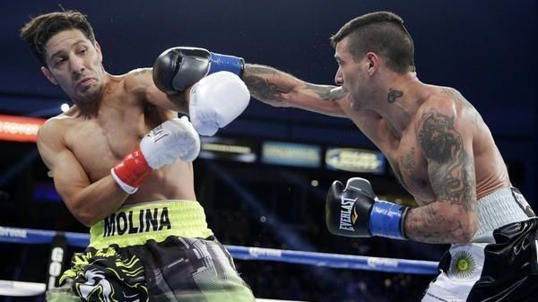 John Molina brings experience and entertainment to the ring