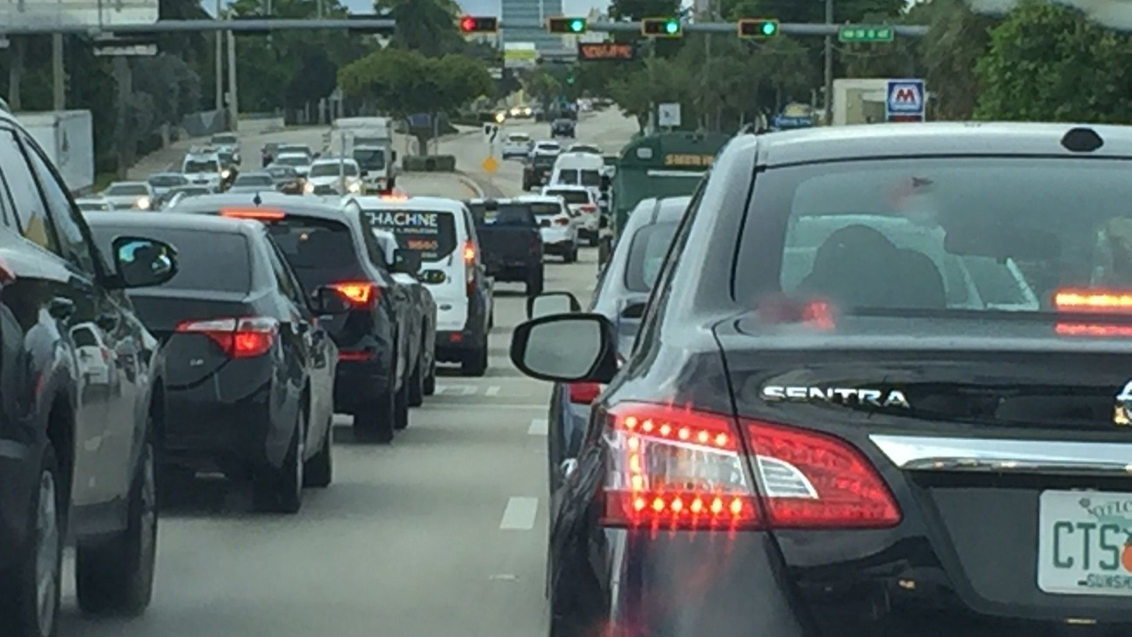 Traffic has never been worse, frustrated Fort Lauderdale residents tell researchers