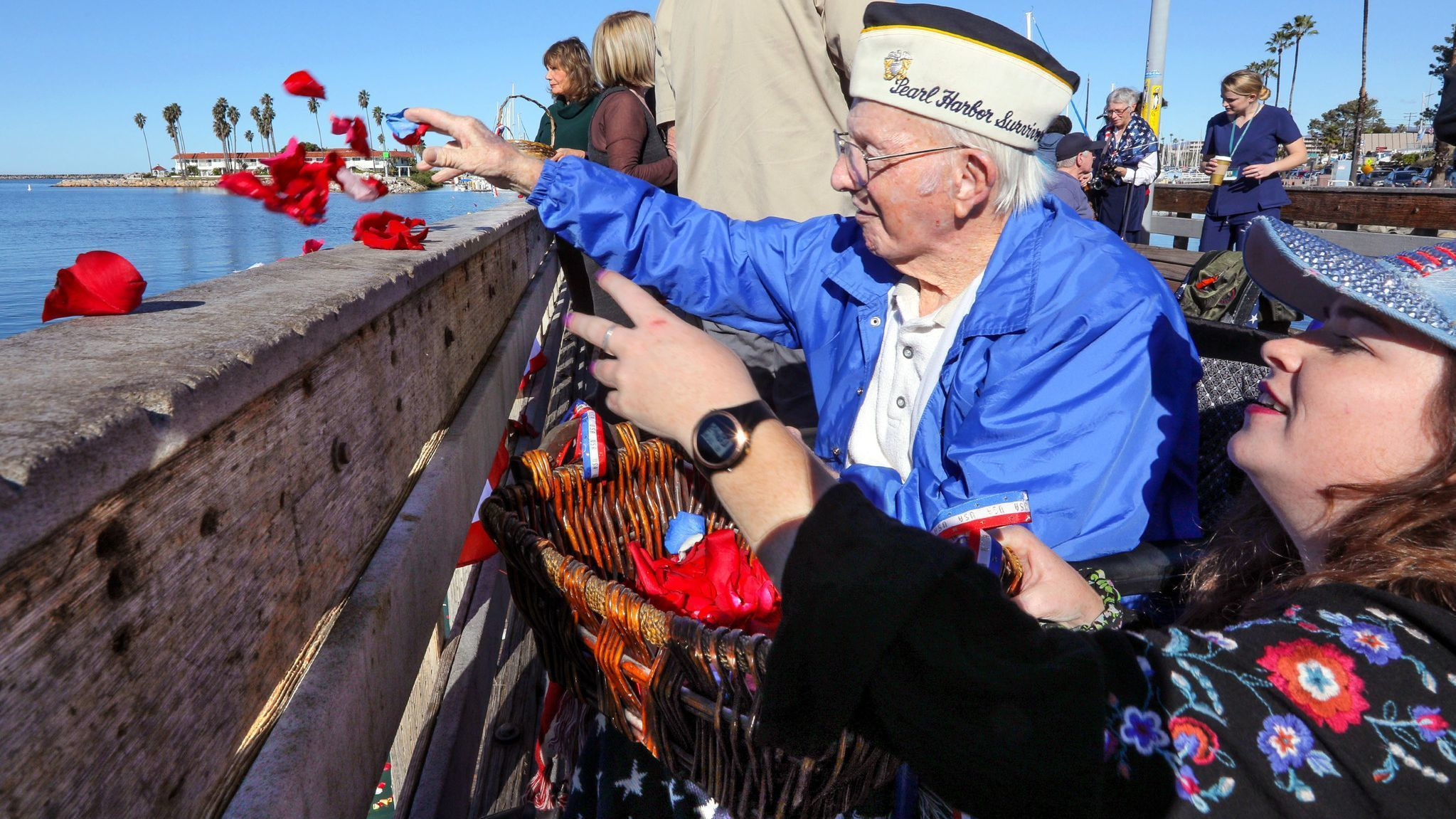 John Quier, one of county's few remaining Pearl Harbor veterans, has died