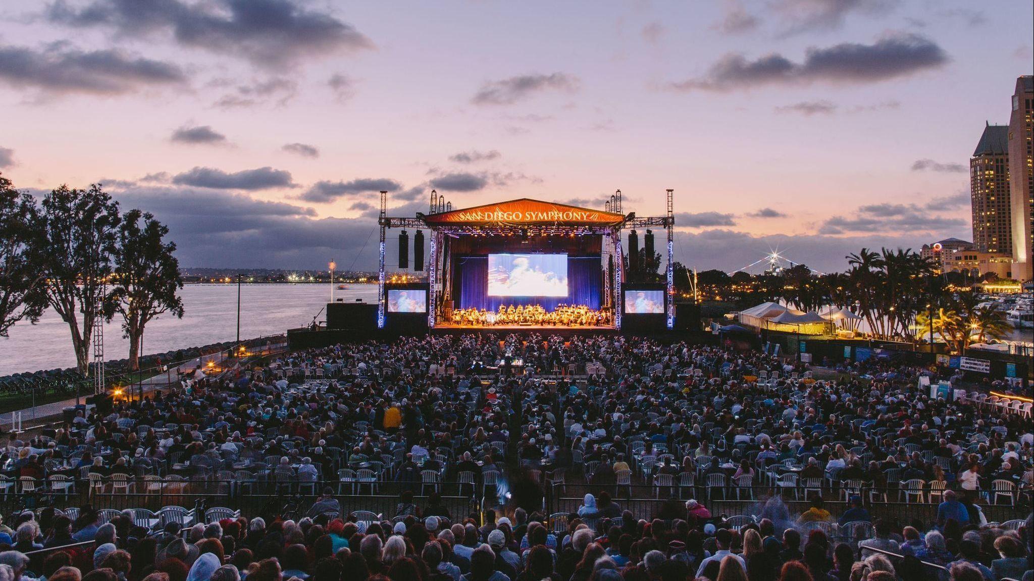 Common, Lyle Lovett, Chaka Khan head 2019 Bayside Summer Nights concert lineup