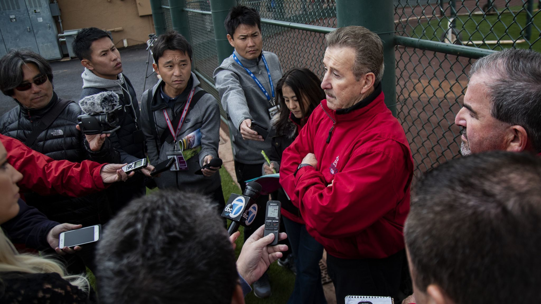 Angels owner Arte Moreno says he is interested in purchasing Fox Sports outlets